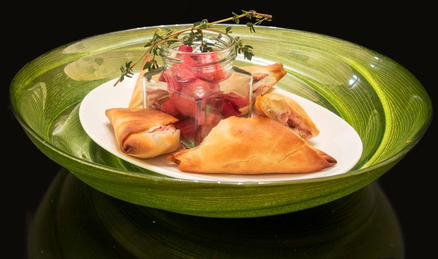 Rhubarb Festival Recipe